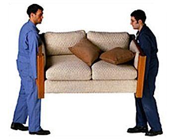 мебели с изхвърляне